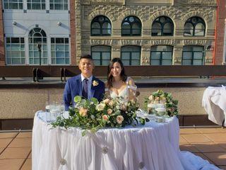 The wedding of Amanda and Richard 2