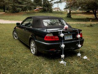 The wedding of Morgan and Cameron 2
