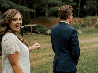 The wedding of Morgan and Cameron 3