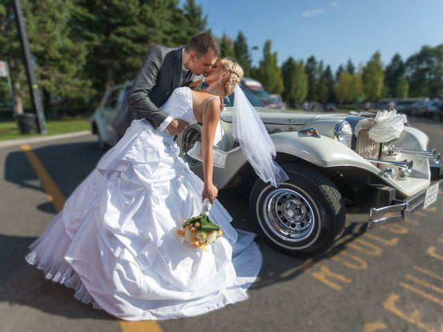 The wedding of Eda and Cristi