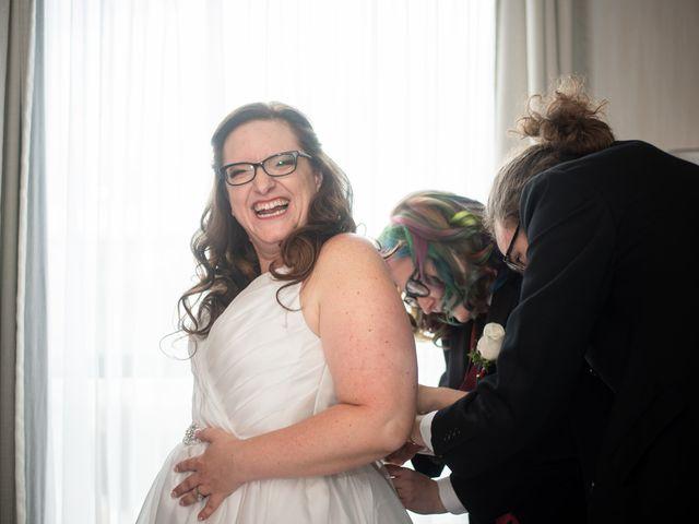 Steve and Chere's wedding in Hamilton, Ontario 15
