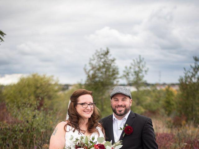 Steve and Chere's wedding in Hamilton, Ontario 21