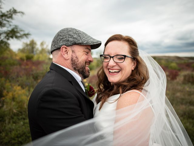 Steve and Chere's wedding in Hamilton, Ontario 26