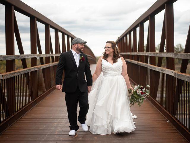 Steve and Chere's wedding in Hamilton, Ontario 1