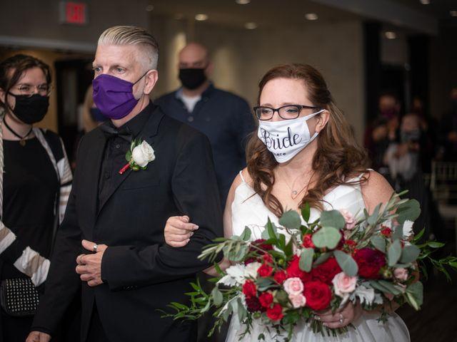 Steve and Chere's wedding in Hamilton, Ontario 31