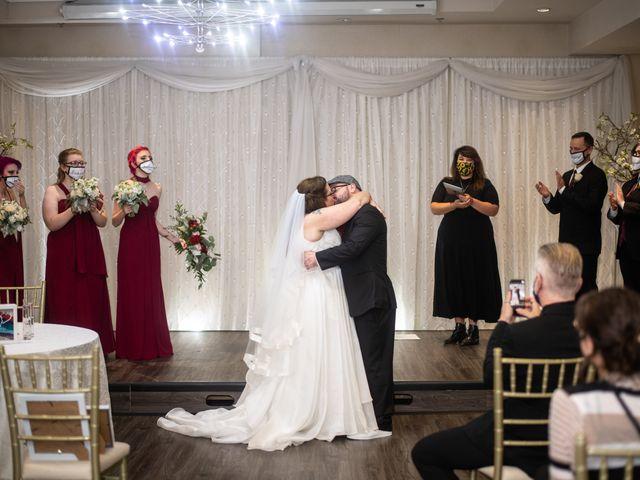 Steve and Chere's wedding in Hamilton, Ontario 34