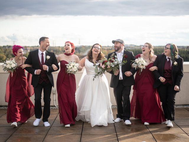 Steve and Chere's wedding in Hamilton, Ontario 37