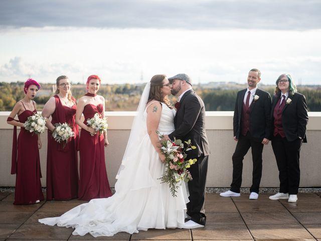 Steve and Chere's wedding in Hamilton, Ontario 39