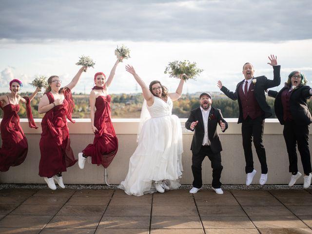 Steve and Chere's wedding in Hamilton, Ontario 40