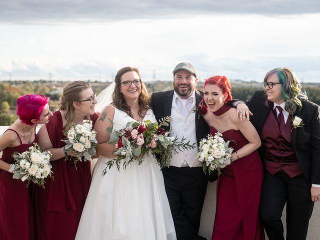Steve and Chere's wedding in Hamilton, Ontario 45