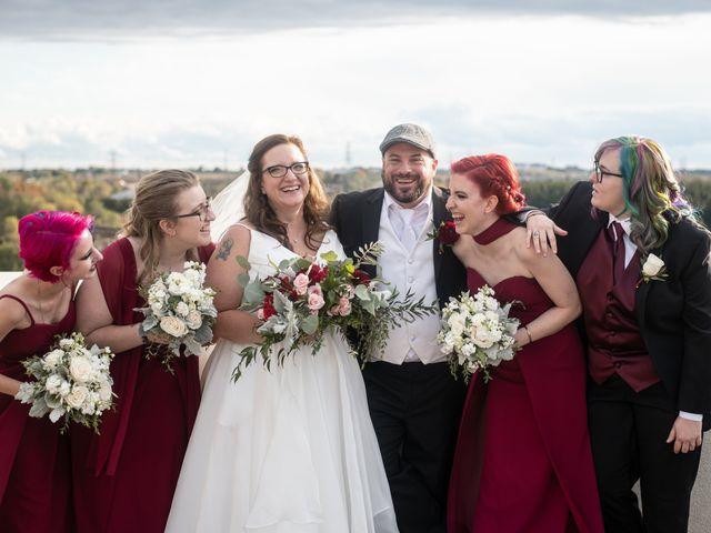 Steve and Chere's wedding in Hamilton, Ontario 46