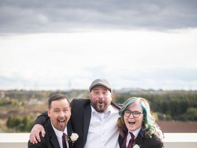 Steve and Chere's wedding in Hamilton, Ontario 48