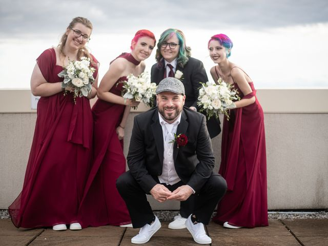 Steve and Chere's wedding in Hamilton, Ontario 49