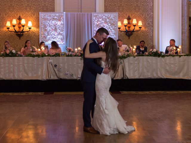 The wedding of Jade and Zach