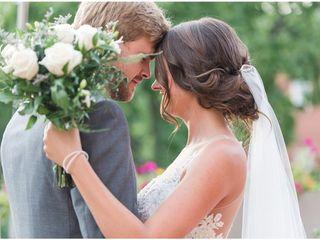 The wedding of Cristina and Thomas