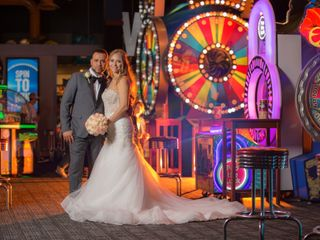 The wedding of Nataly and Cesar