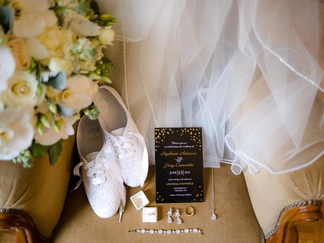Jessy and Stephanie's wedding in Vaughan, Ontario 4