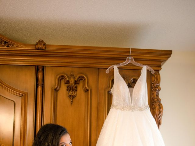 Jessy and Stephanie's wedding in Vaughan, Ontario 5