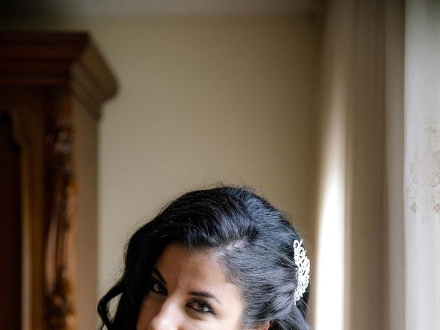 Jessy and Stephanie's wedding in Vaughan, Ontario 9