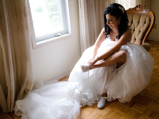Jessy and Stephanie's wedding in Vaughan, Ontario 12