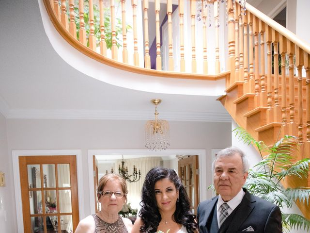 Jessy and Stephanie's wedding in Vaughan, Ontario 14