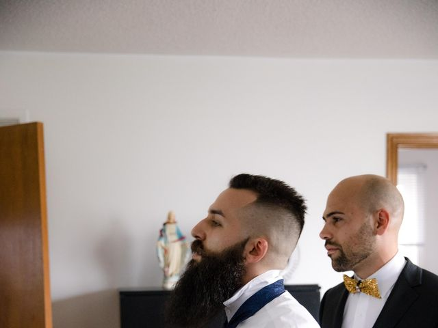 Jessy and Stephanie's wedding in Vaughan, Ontario 19