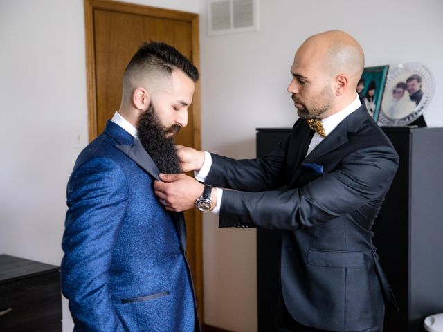 Jessy and Stephanie's wedding in Vaughan, Ontario 20