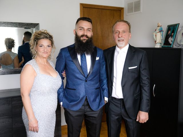 Jessy and Stephanie's wedding in Vaughan, Ontario 24
