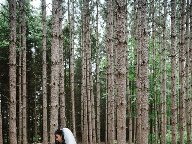 Jessy and Stephanie's wedding in Vaughan, Ontario 35