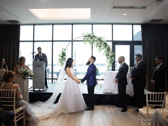 Jessy and Stephanie's wedding in Vaughan, Ontario 62
