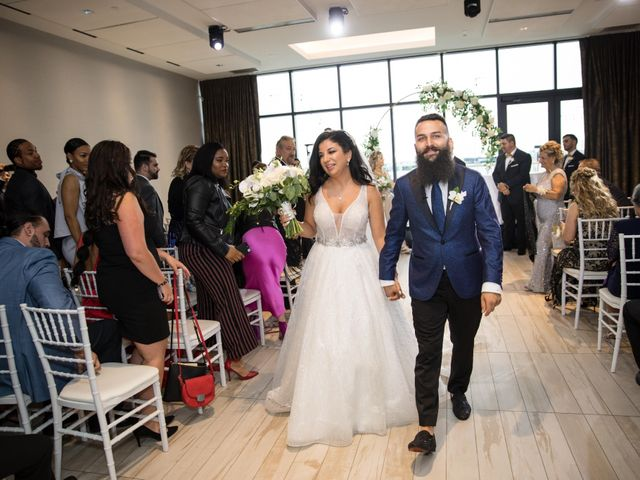 Jessy and Stephanie's wedding in Vaughan, Ontario 65