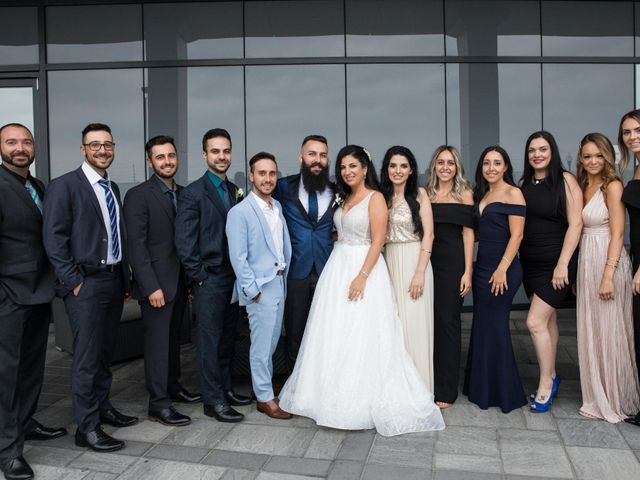 Jessy and Stephanie's wedding in Vaughan, Ontario 68