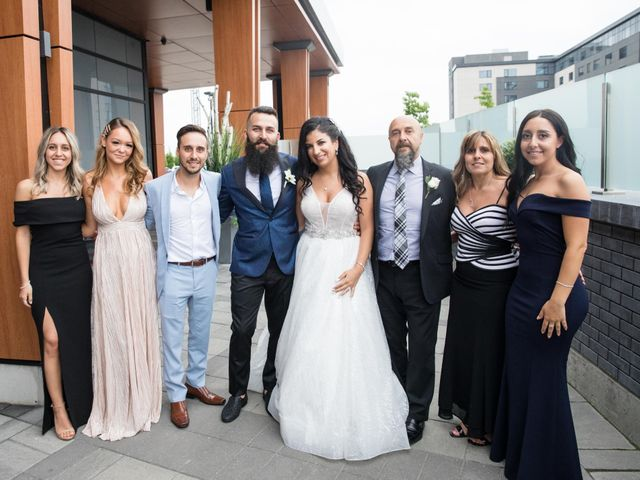 Jessy and Stephanie's wedding in Vaughan, Ontario 69