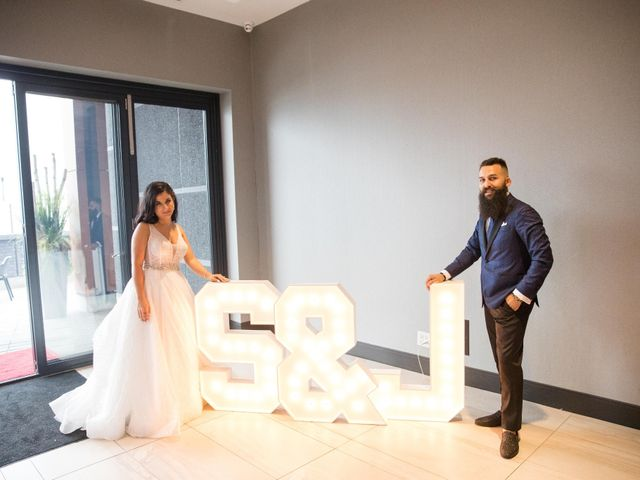 Jessy and Stephanie's wedding in Vaughan, Ontario 70