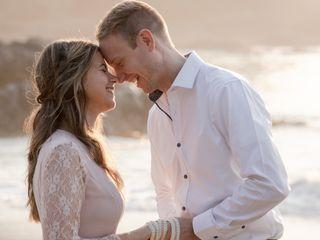 The wedding of Vanessa and Chris 1