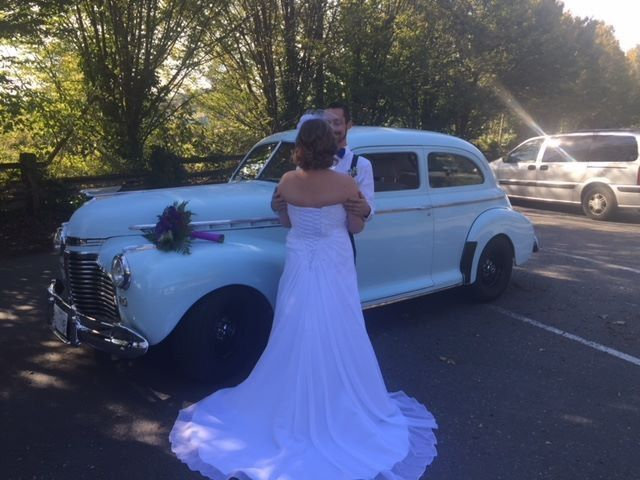 Perry and Erin's wedding in Abbotsford, British Columbia 1