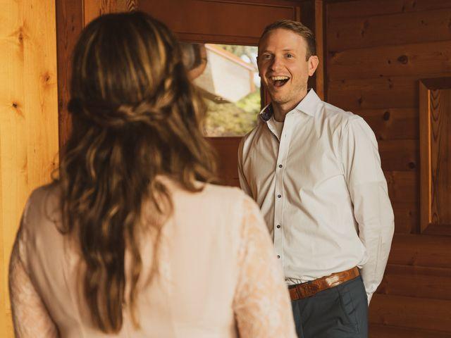 Chris and Vanessa's wedding in Ucluelet, British Columbia 4