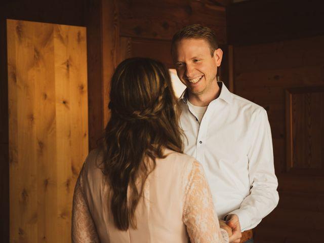 Chris and Vanessa's wedding in Ucluelet, British Columbia 7