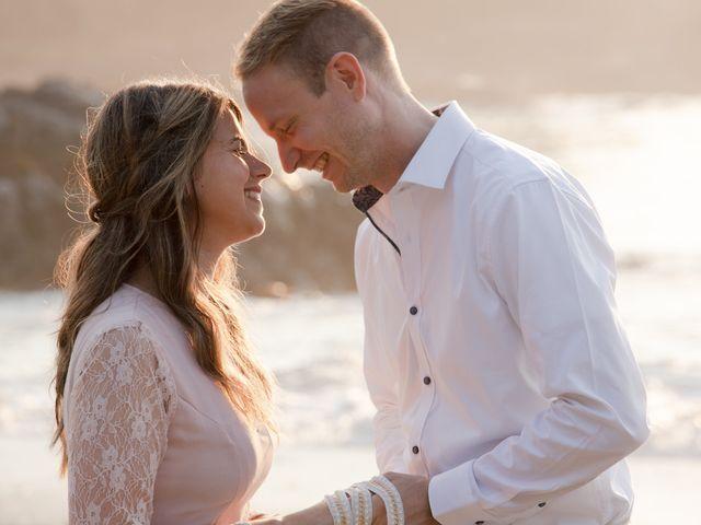Chris and Vanessa's wedding in Ucluelet, British Columbia 11