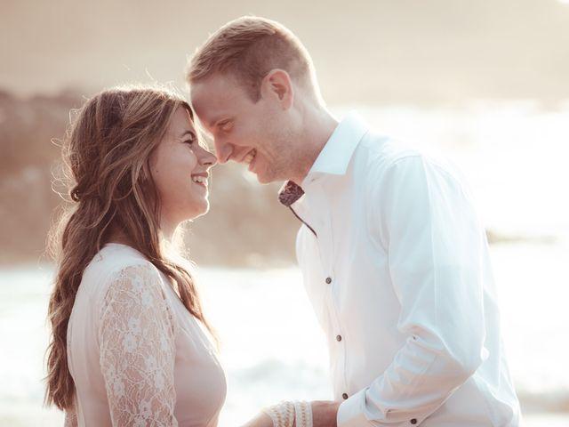 Chris and Vanessa's wedding in Ucluelet, British Columbia 12