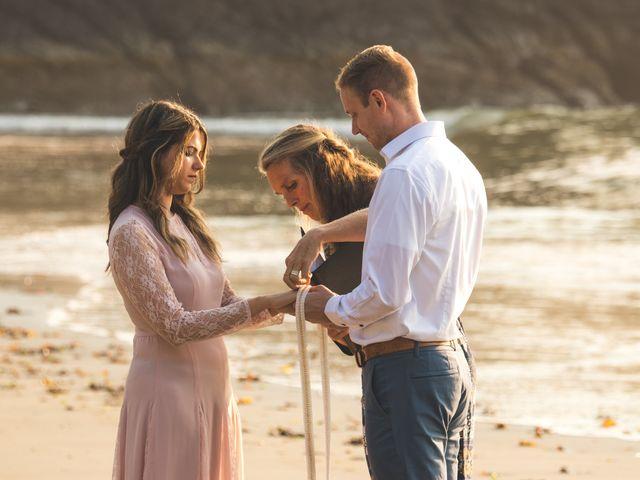 Chris and Vanessa's wedding in Ucluelet, British Columbia 24