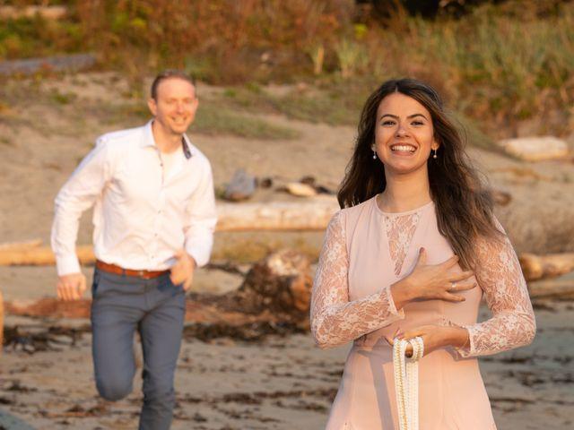 Chris and Vanessa's wedding in Ucluelet, British Columbia 33