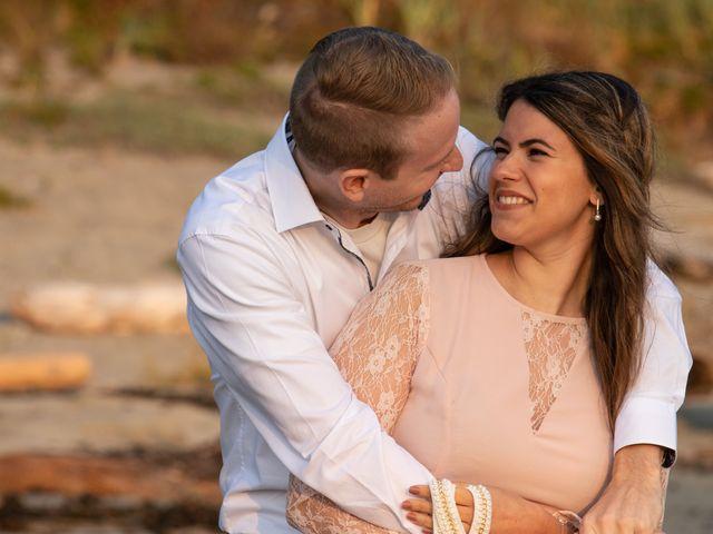 Chris and Vanessa's wedding in Ucluelet, British Columbia 39