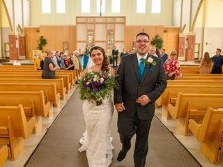 The wedding of Amanda and Mathew 1