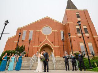 The wedding of Amanda and Mathew 2