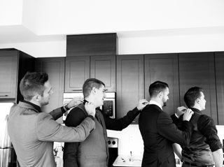James and Colleen's wedding in Toronto, Ontario 15