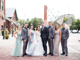 James and Colleen's wedding in Toronto, Ontario 27