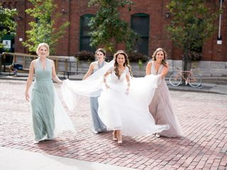 James and Colleen's wedding in Toronto, Ontario 29