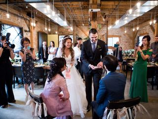 James and Colleen's wedding in Toronto, Ontario 42