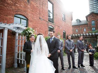 James and Colleen's wedding in Toronto, Ontario 50